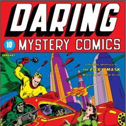 Daring Mystery Comics #1