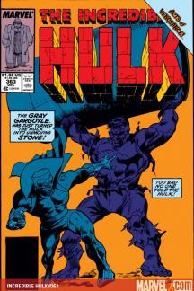 Incredible Hulk #363
