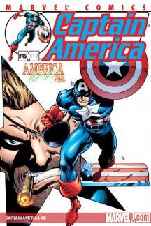 Captain America (1998) #45