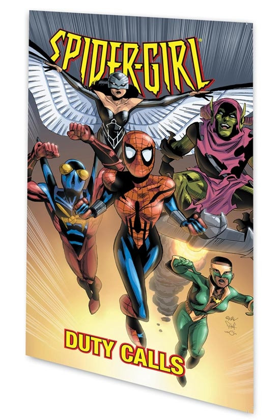 SPIDER-GIRL VOL. 8: DUTY CALLS DIGEST (Digest)
