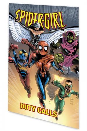 SPIDER-GIRL VOL. 8: DUTY CALLS DIGEST (Digest)