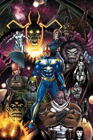 Annihilation: The Nova Corps (2006)