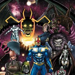 Annihilation: The Nova Corps