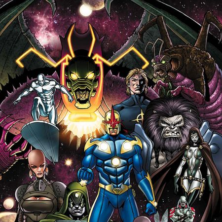 Annihilation: The Nova Corps (2006)