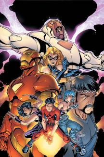 New X-Men: Childhood's End Vol. 3 (Trade Paperback)