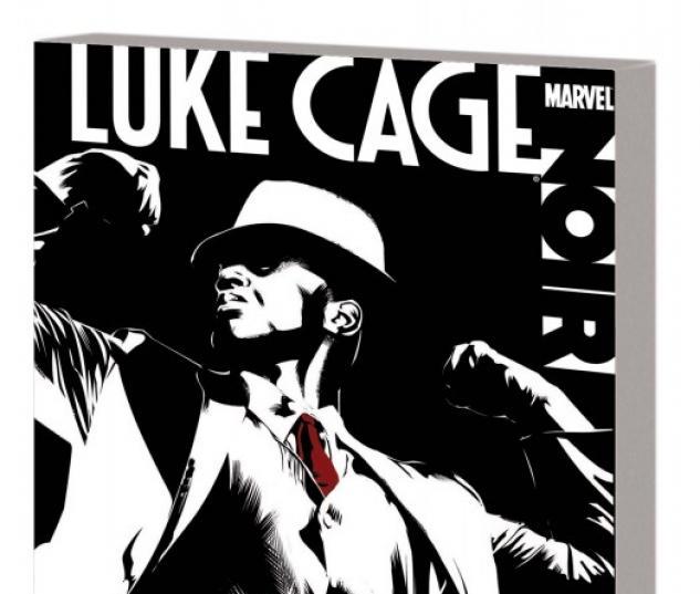 LUKE CAGE NOIR GN-TPB (Graphic Novel)