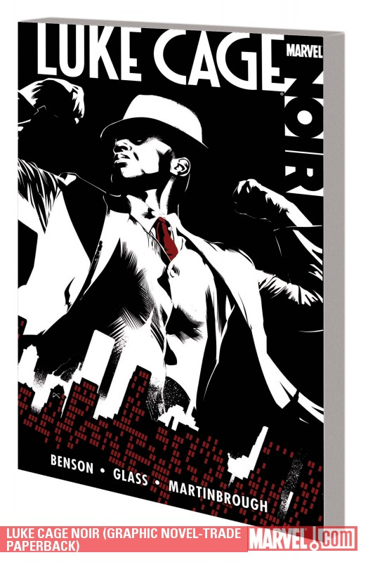 Luke Cage Noir (Graphic Novel)