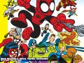 Mini Marvels: Rock, Paper, Scissors (Digest) Wallpaper