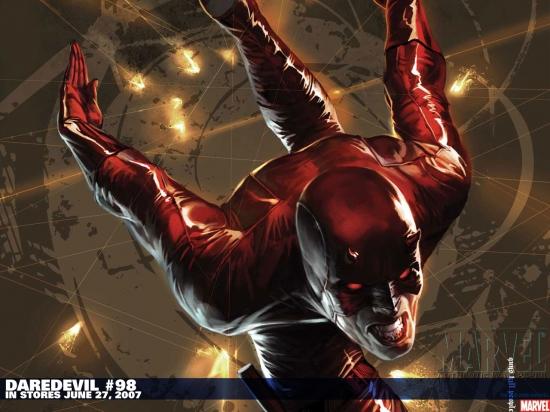 Daredevil (1964) #98 Wallpaper