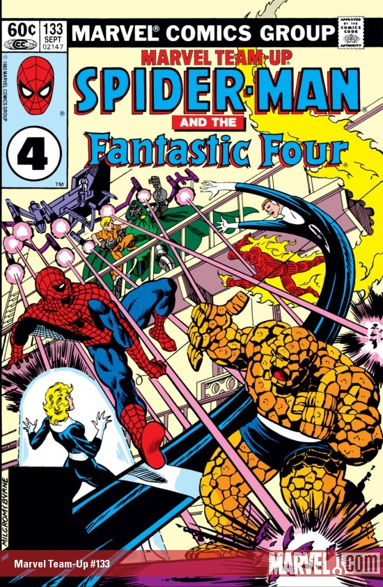 Marvel Team-Up (1972) #133