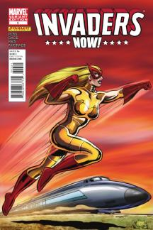 Invaders Now! (2010) #3 (TBD ARTIST VARIANT)