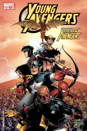 Young Avengers (2005) #12