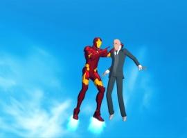 Screenshot from Iron Man: Armored Adventures Season 2, Episode 13