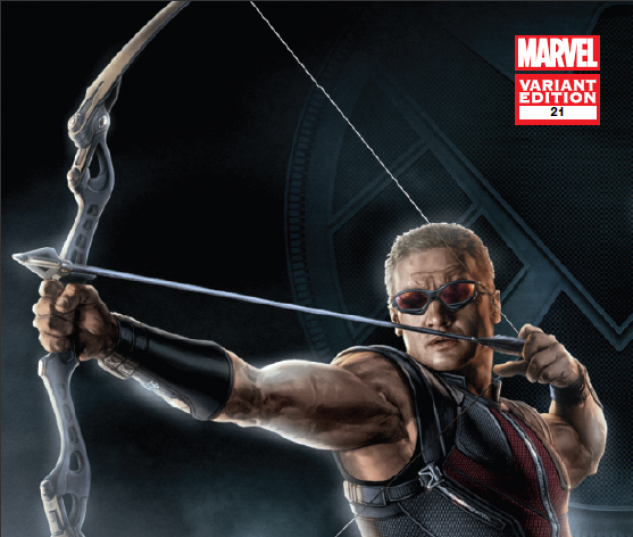 New Avengers #21 Var.