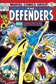 Defenders (1972) #28