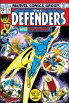 Defenders (1972) #28 Cover