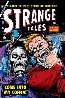 Strange Tales #28
