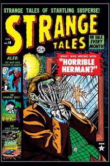 Strange Tales (1951) #14