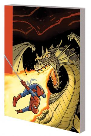 Ultimate Spider-Man Adventures (Digest)