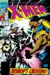 Uncanny X-Men (1963) #283 Cover