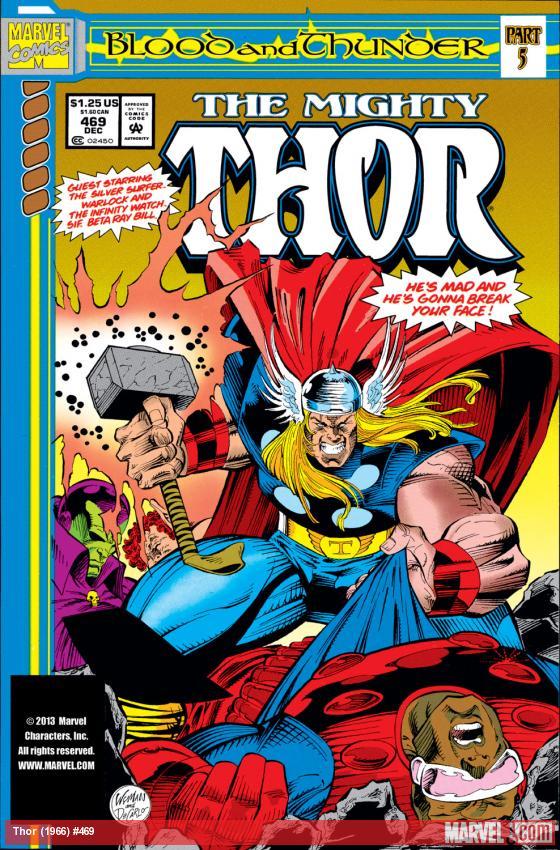 Thor (1966) #469