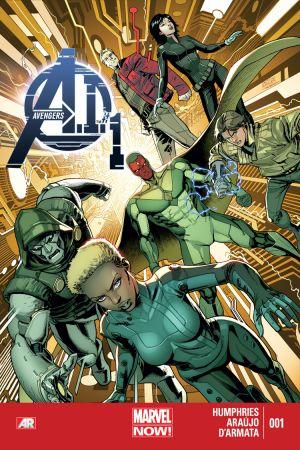 Avengers a.I.  #1