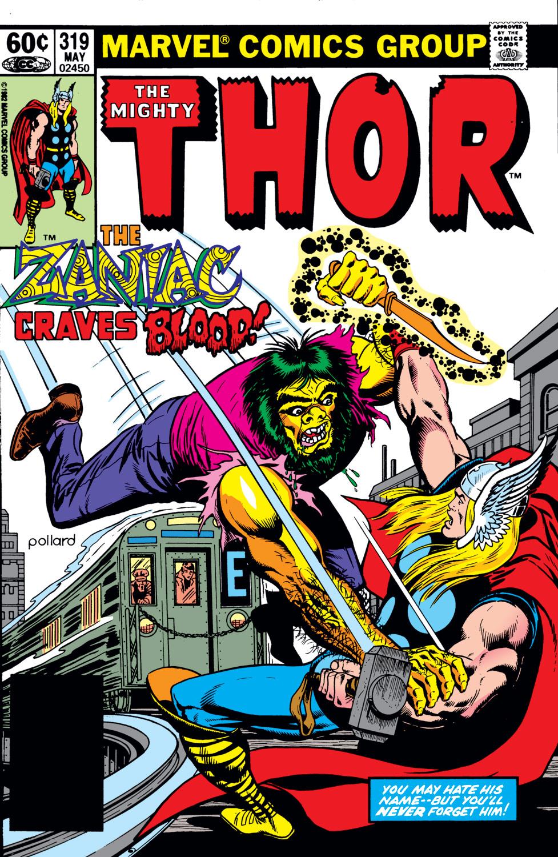 Thor (1966) #319