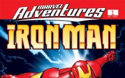 Marvel Adventures Iron Man #1