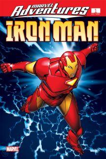 Marvel Adventures Iron Man (2007) #1