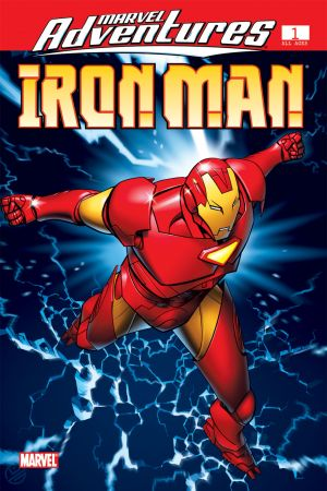 Marvel Adventures Iron Man (2007) #1