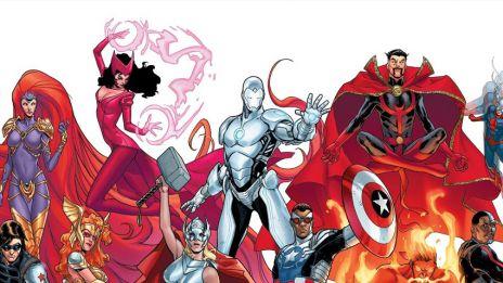 Avengers NOW! Trailer