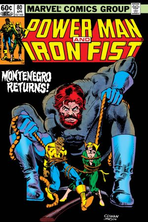 Power Man and Iron Fist (1978) #80