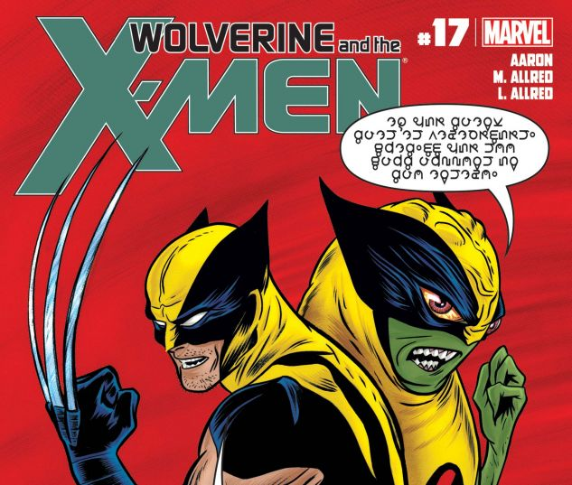 WOLVERINE & THE X-MEN (2011) #17