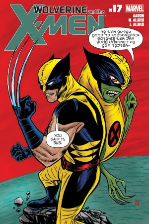 Wolverine & the X-Men #17