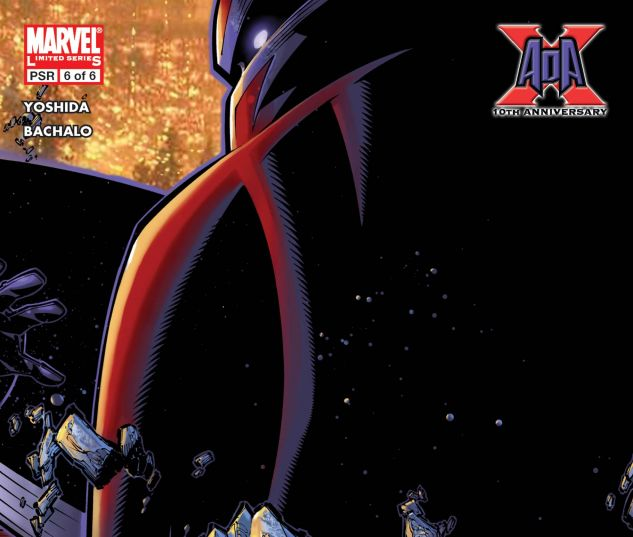 X-MEN: AGE OF APOCALYPSE (2005) #6