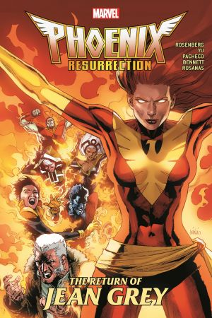 Phoenix Resurrection: The Return of Jean Grey (Trade Paperback)