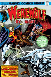 Werewolf By Night #37