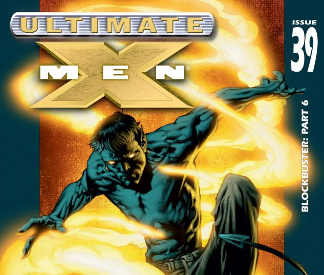 Ultimate X-Men (2001) #39