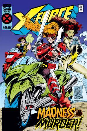 X-Force (1991) #40
