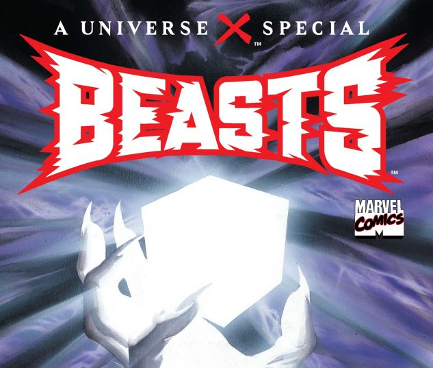 Universe X Special: Beasts 1 (2001) #1
