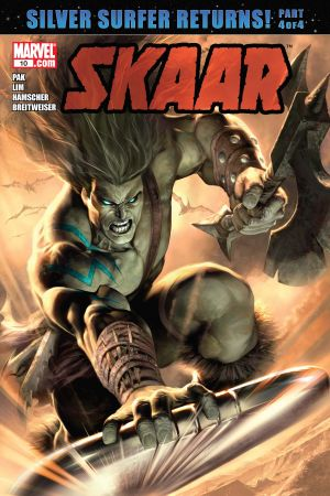 Skaar: Son of Hulk (2008) #10