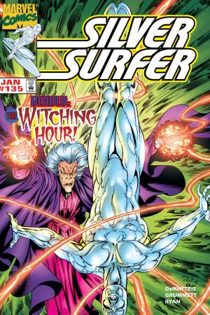 Silver Surfer (1987) #135
