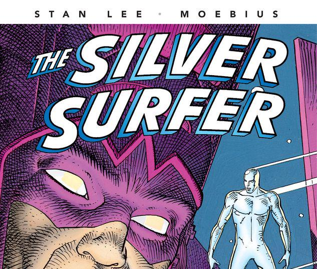 SILVER SURFER: PARABLE 30TH ANNIVERSARY EDITION HC #1