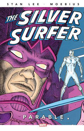 Silver Surfer: Parable 30th Anniversary Edition (Hardcover)