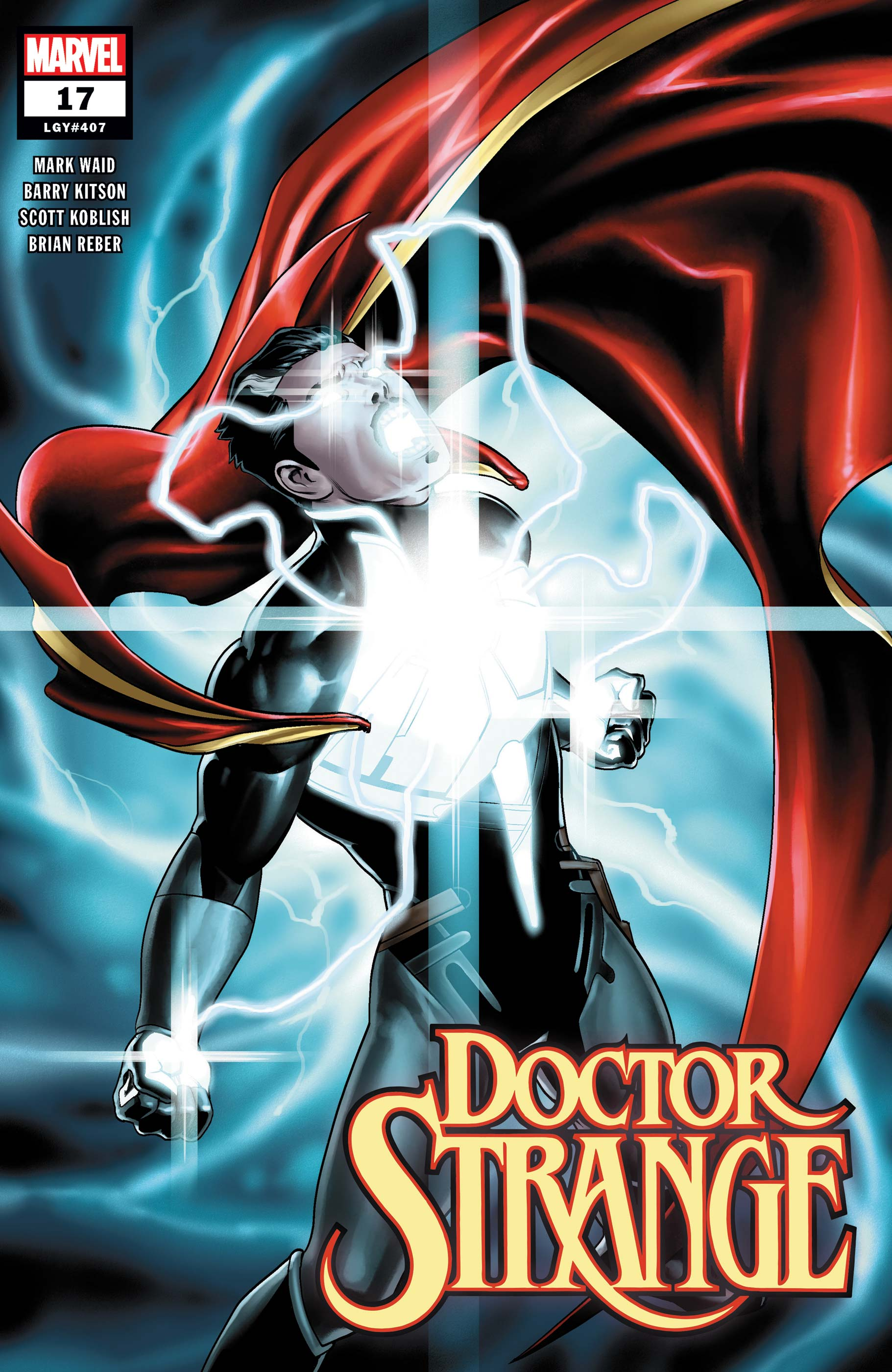 Doctor Strange (2018) #17