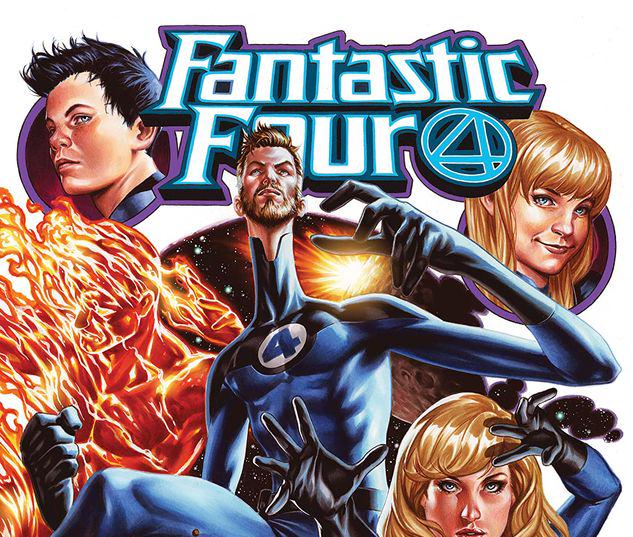 FANTASTIC FOUR VOL. 7: THE FOREVER GATE TPB #7