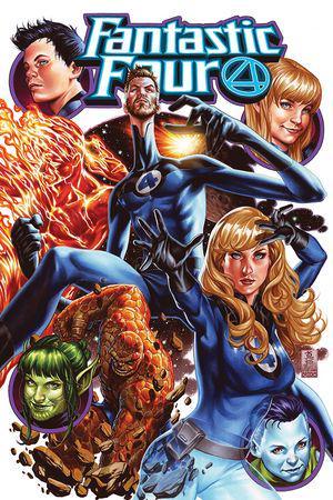 Fantastic Four Vol. 7: The Forever Gate (Trade Paperback)