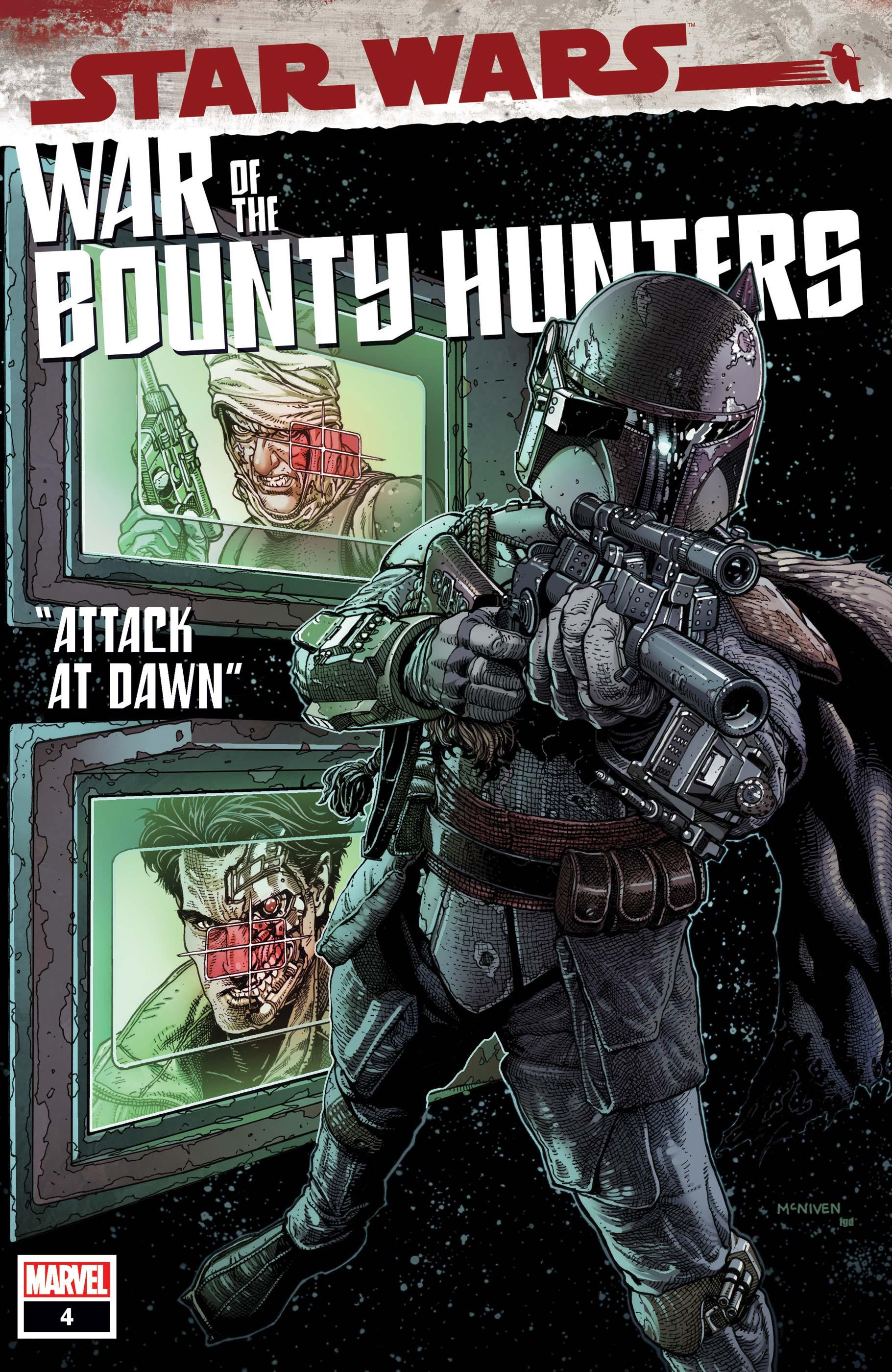 Star Wars: War of the Bounty Hunters (2021) #4