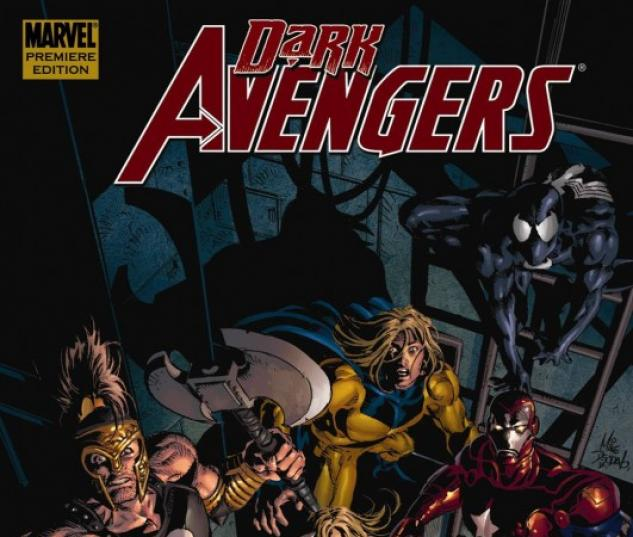 Dark Avengers Vol. 2: Molecule Man (Hardcover)
