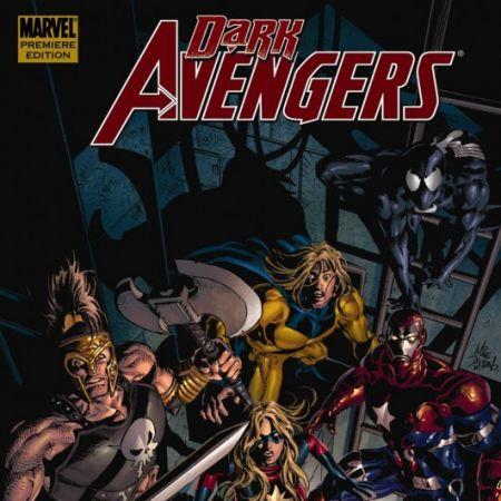 Dark Avengers Vol. 2: Molecule Man (Hardcover)